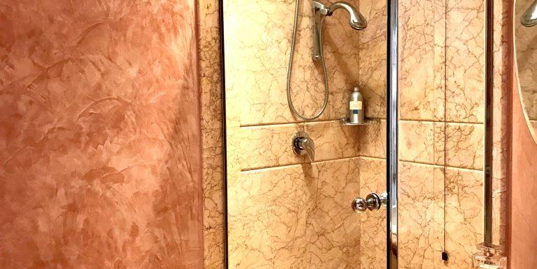 Villa Cernobbio Como bagno doccia