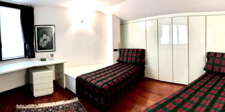 Villa Cernobbio Como camera doppia