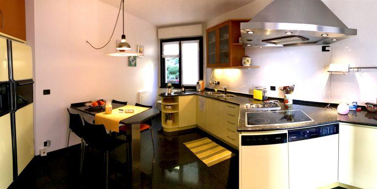 Villa Cernobbio Como cucina