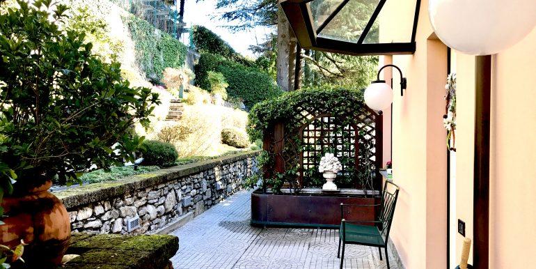 Villa Cernobbio Como ingresso