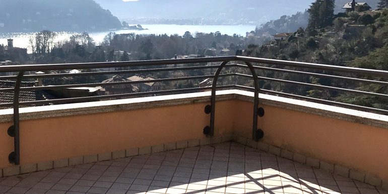 Villa Cernobbio Como panorama