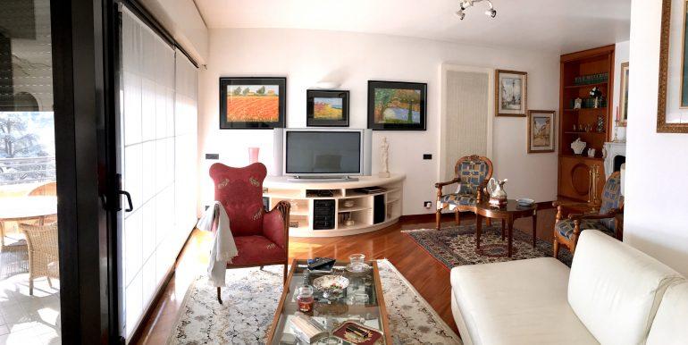 Villa Cernobbio Como soggiorno