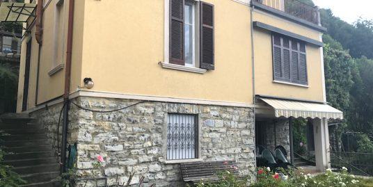 Villa indipendete con giardino in vendita a Maslianico