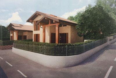 Nuova villa singola indipendente ad Albavilla Como
