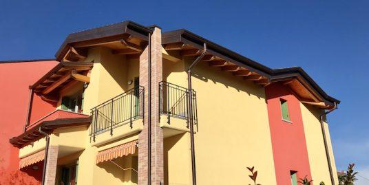 Appartamenti trilocali di nuova costruzione in vendita ad Uggiate-Trevano