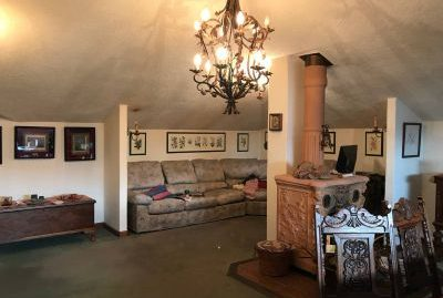 Appartamento quadrilocale mansardato a San Fermo