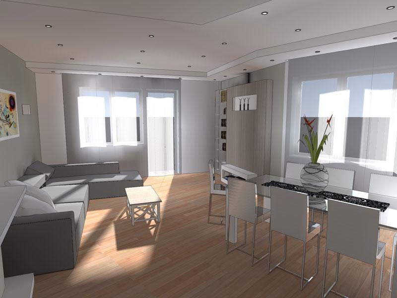 Appartamento trilocale di nuova costruzione in vendita a Cernobbio