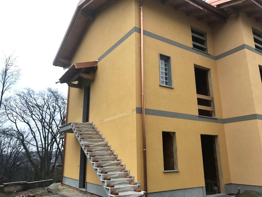 Appartamento bilocale in nuova costruzione in vendita a Brenna