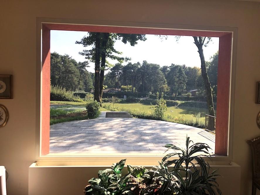 """Villa con vista on prestigioso residence """"La pinetina"""" ad Appiano Gentile"""