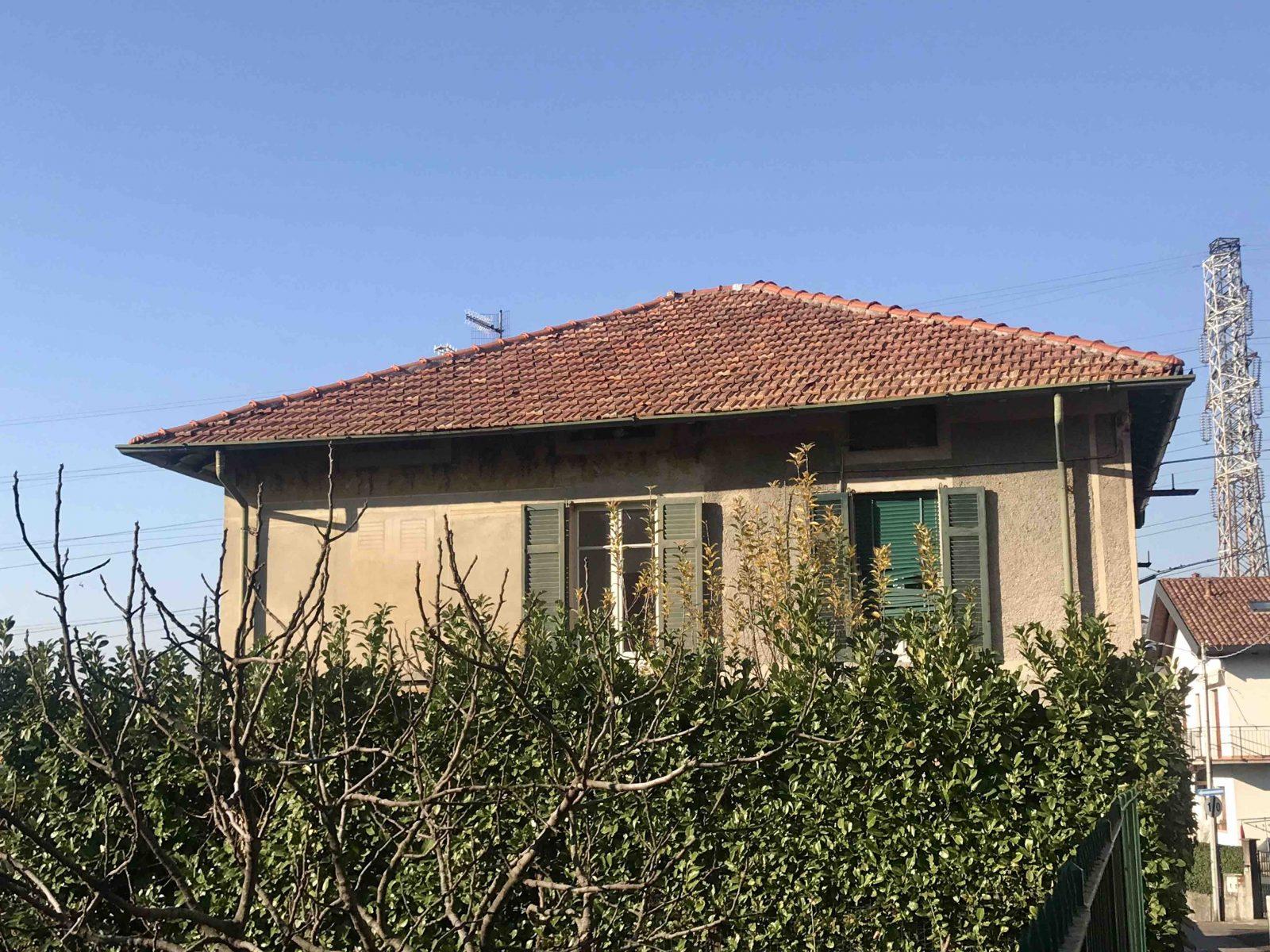 Appartamento trilocale in una casa bifamiliare a Como – Monte Olimpino