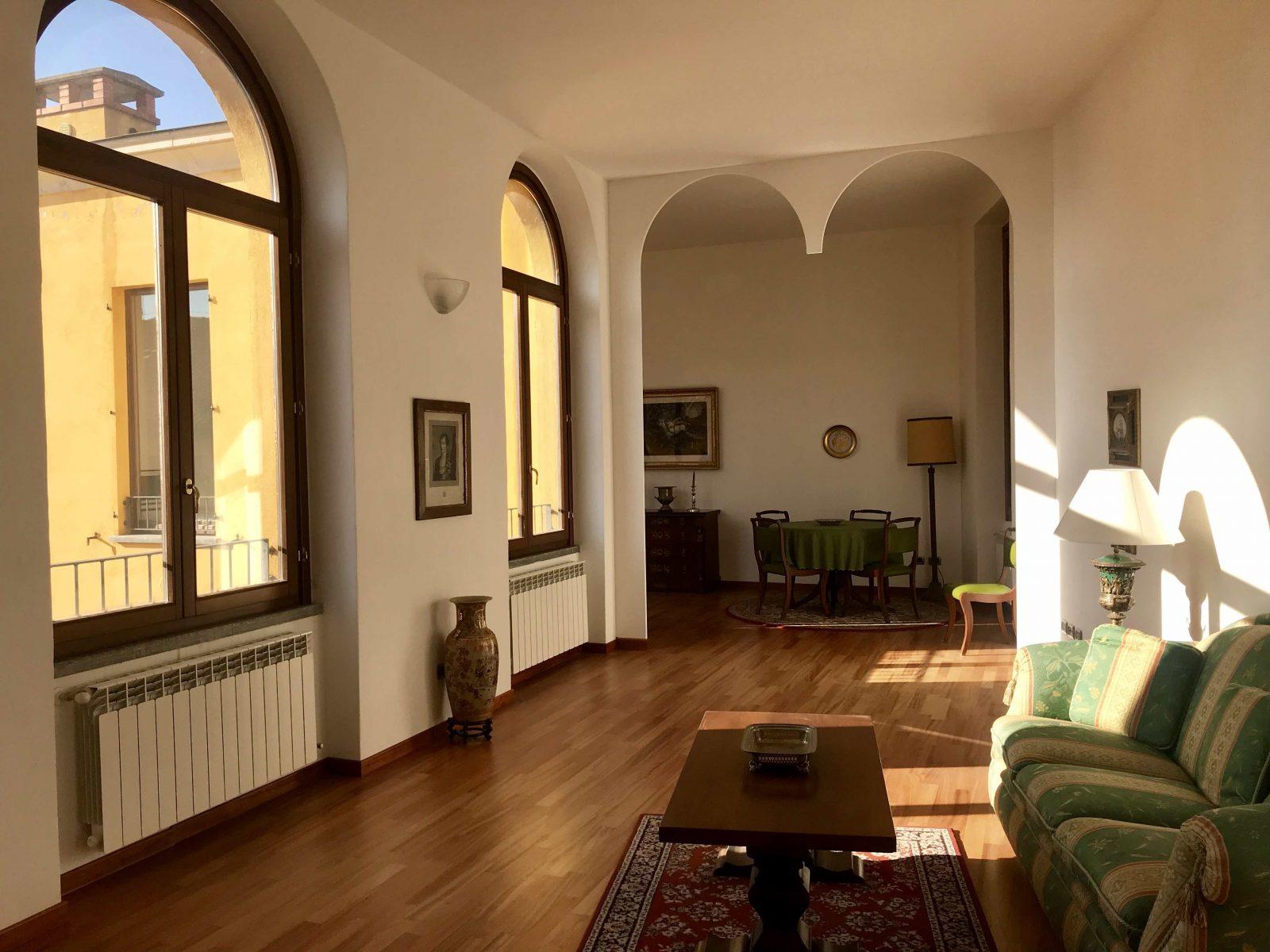 Vendesi nuovi appartamenti in casa d'epoca ad Appiano Gentile