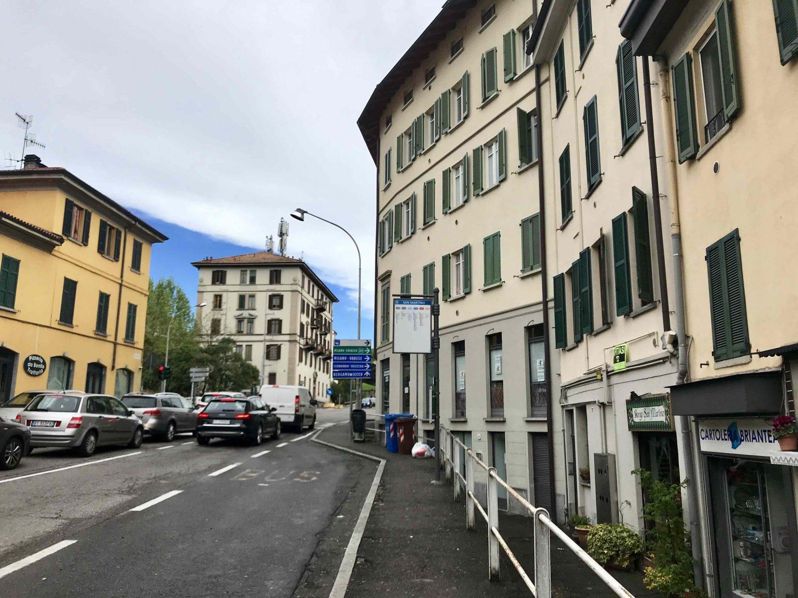 Foto 1 di Appartamento Borghi