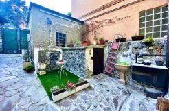 Quadrilocale con giardino Como-Monte Olimpino