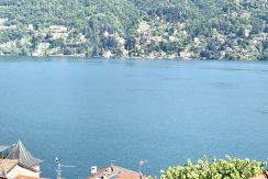 Casa con vista lago a Carate Urio