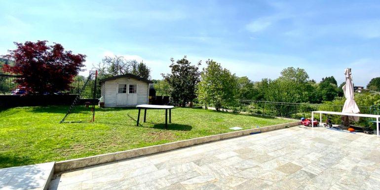 Casa indipendente con giardino - Como Albate (19)
