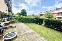 Appartamento quadrilocale con giardino a Como