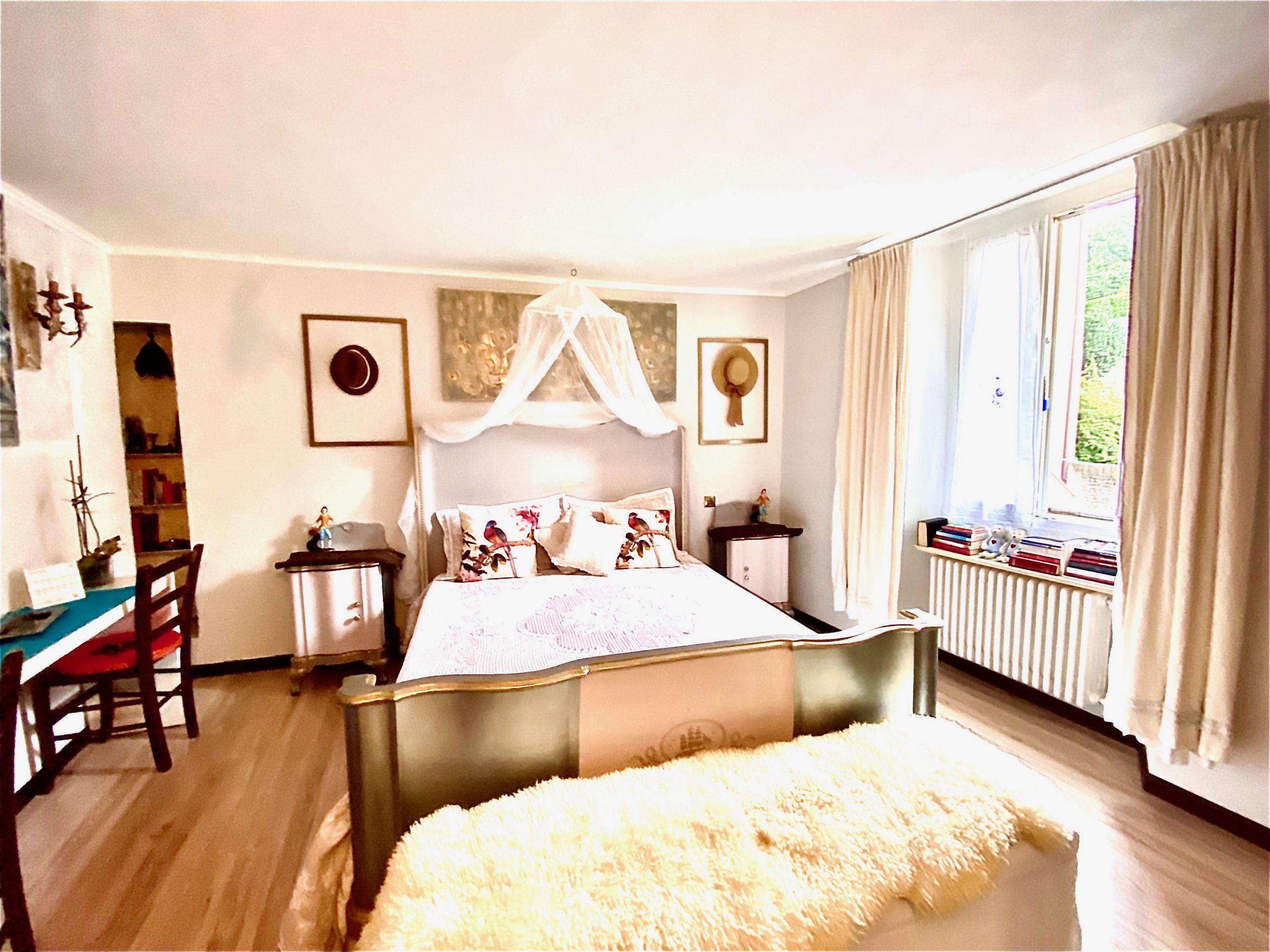 Appartamenti in vendita in villetta bifamiliare a Monte Olimpino