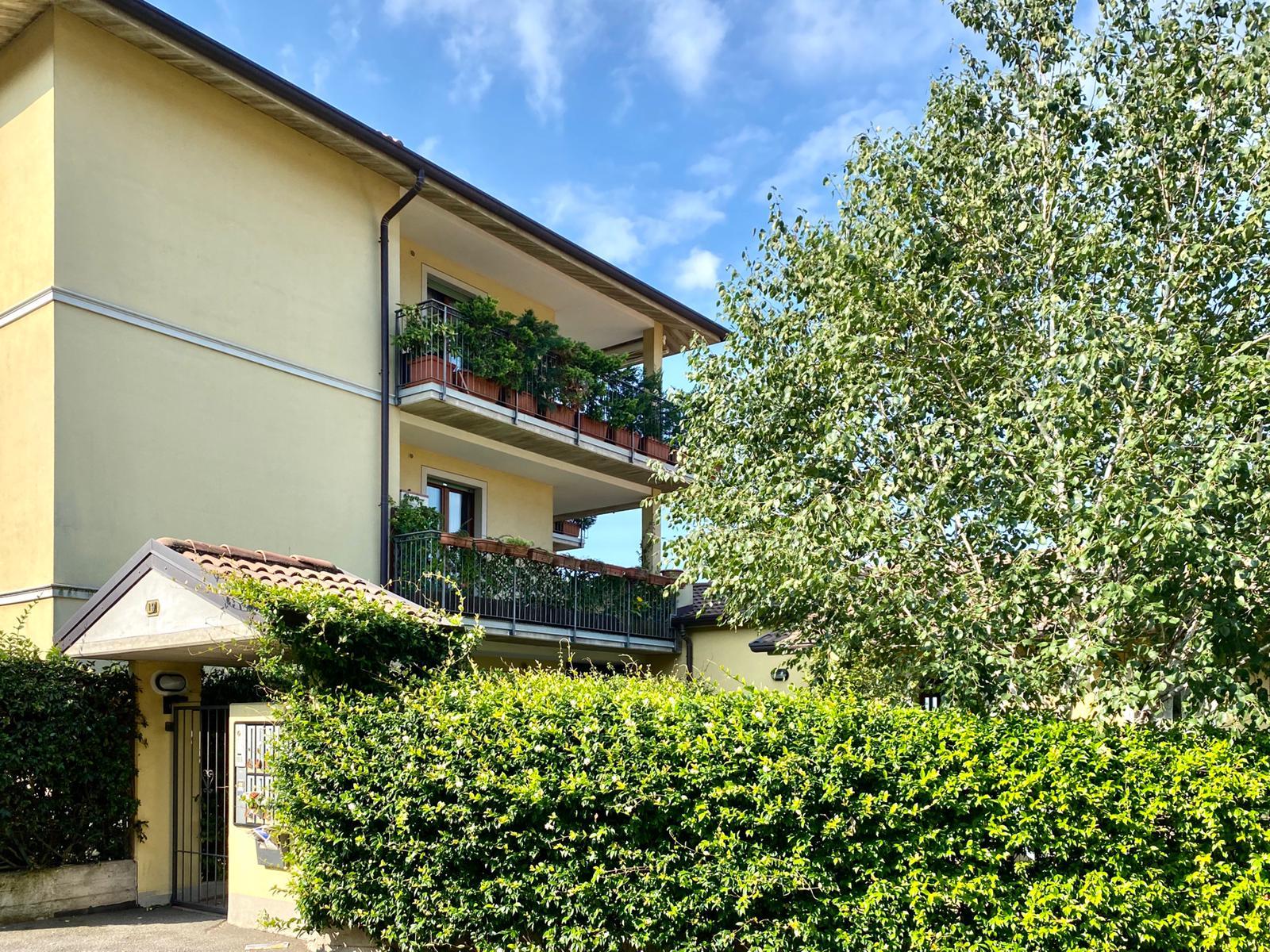 Bilocale panoramico con terrazza in vendita a San Fermo