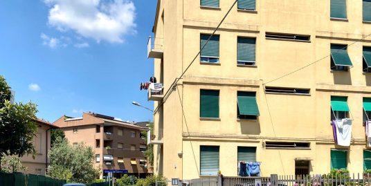 Appartamento bilocale ristrutturato in vendita a Como-Breccia
