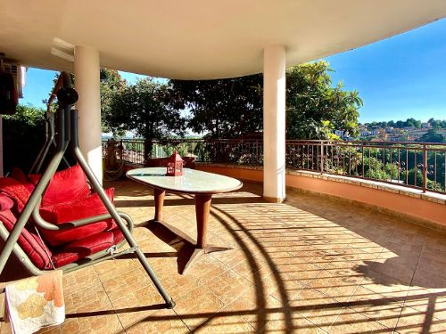 Villetta con giardino e terrazzo in vendita a San Fermo