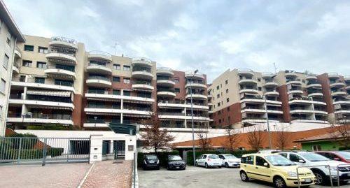 Appartamento bilocale in affitto a Como-Monte Olimpino