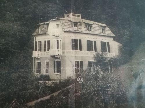 villa d'epoca a Como