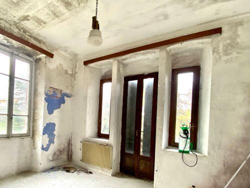 casa da ristrutturare via pasubio Como interno 1