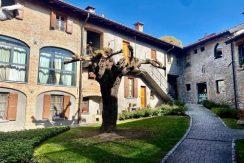 casa indipendente in corte lombarda in affitto a San Fermo
