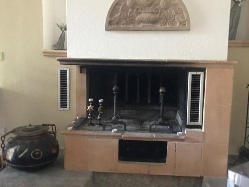 vendesi appartamento a Faggeto lario in villa storica- 11
