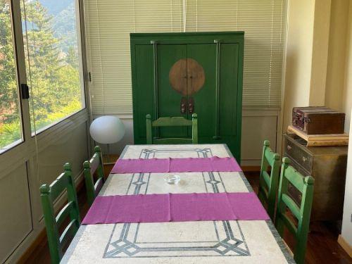 vendesi appartamento a Faggeto lario in villa storica- 4