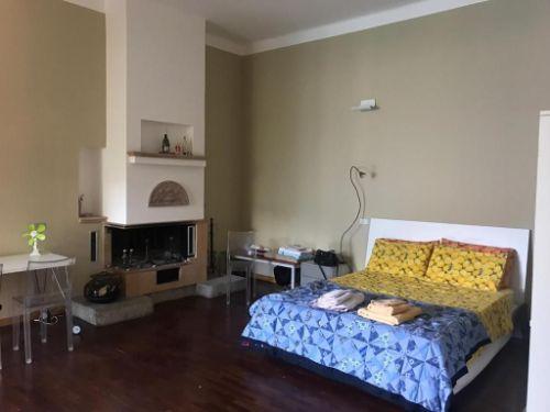 vendesi appartamento a Faggeto lario in villa storica- 12