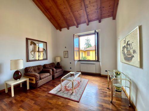 attico con giardino in vendita ad Appiano Gentile - 14