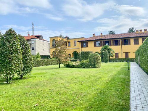 attico con giardino in vendita ad Appiano Gentile - 26