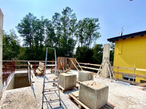 ville in nuova costruzione in vendita a Faloppio- 4