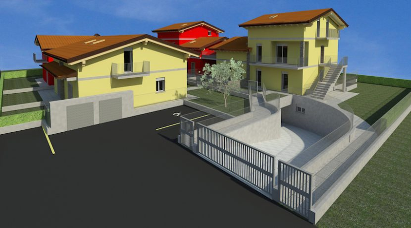 ville in nuova costruzione in vendita a Faloppio- 19