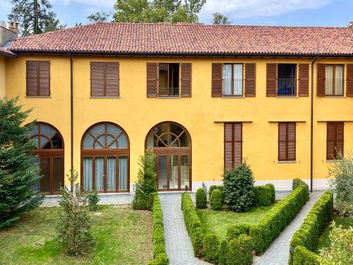attico con giardino in vendita ad Appiano Gentile - 6