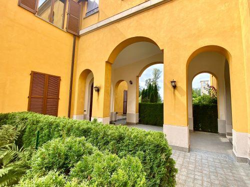 attico con giardino in vendita ad Appiano Gentile - 3