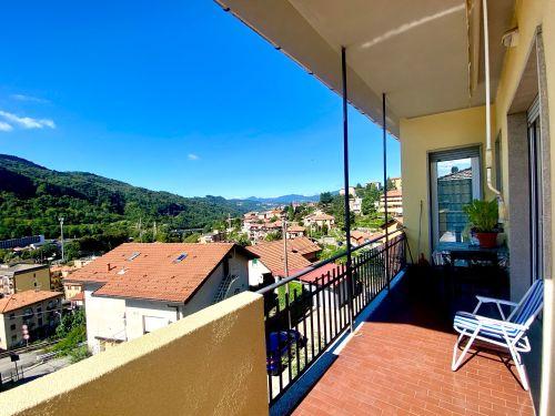 vendesi appartamento trilocale a como con vista panoramica - 2
