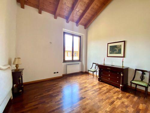 attico con giardino in vendita ad Appiano Gentile - 17