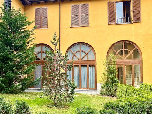 attico con giardino in vendita ad Appiano Gentile - 5