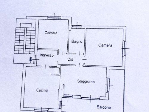 vendesi appartamento trilocale a como con vista panoramica - 20